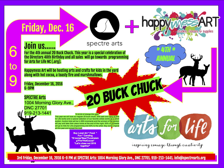 4th Annual 20 Buck Chuck