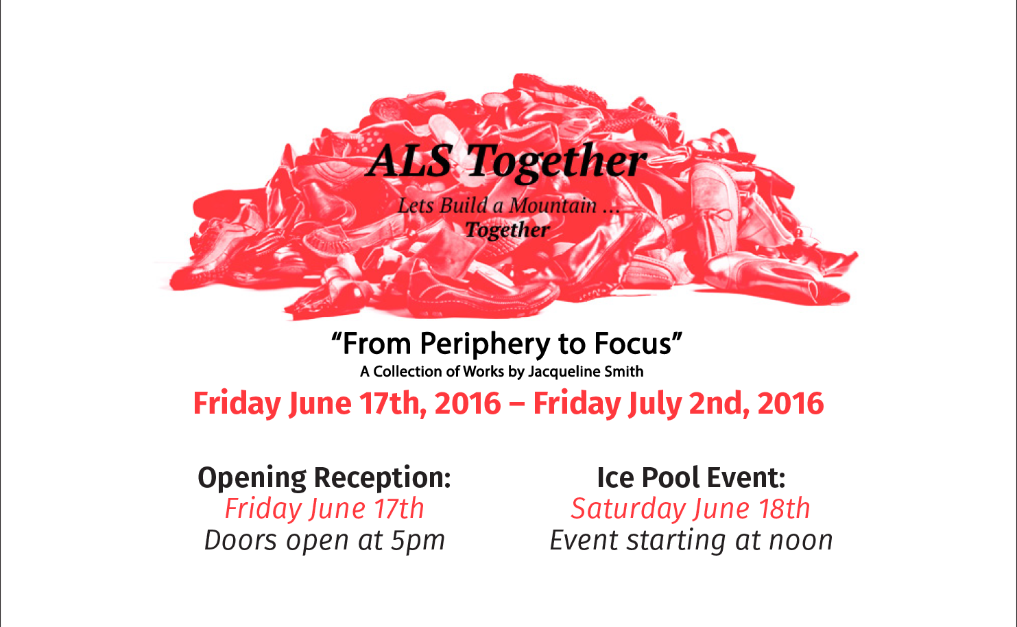 ALS Together: From Periphery to Focus