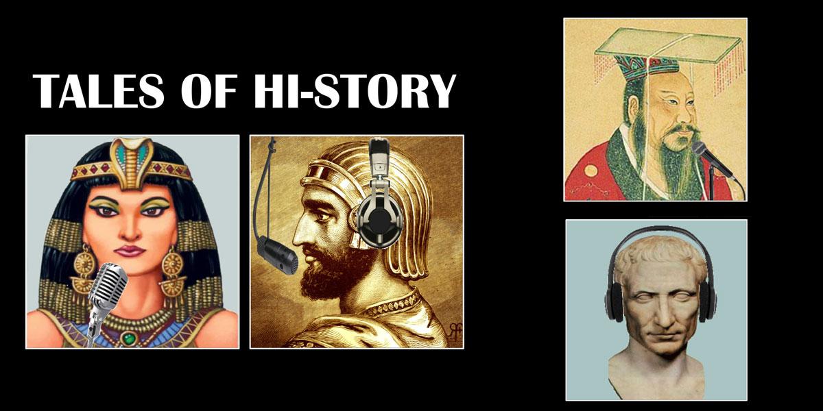 Thurs, September 18, 6-8:30 PM :: Tales of Hi-Story