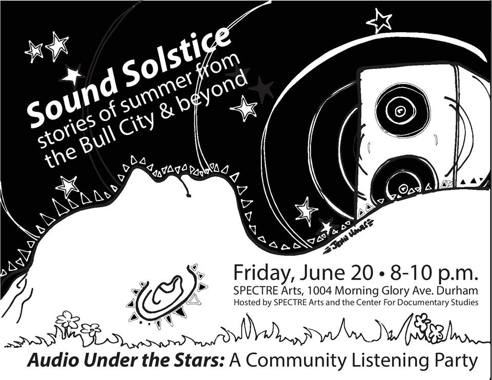 Audio under the stars Pt. 2
