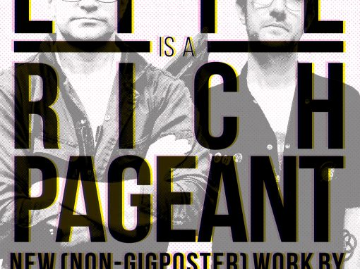 Life is a Rich Pageant, Steve Oliva & Chris Williams